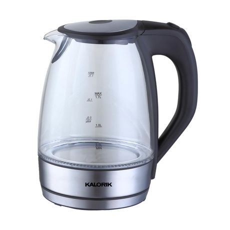 Kalorik 1.7L Water Kettle with Blue LED - image 2 of 2