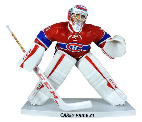 Carey Price Figurine 12'' LNH - Canadiens de Montréal - image 3 de 3