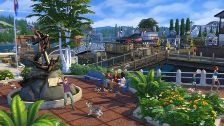 The Sims 4 (EP4) Cats & Dogs (CIAB - PC/MAC - EN-ONLY) PC - image 5 de 6