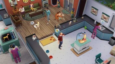 The Sims 4 (EP4) Cats & Dogs (CIAB - PC/MAC - EN-ONLY) PC - image 4 de 6