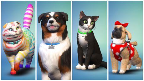 The Sims 4 (EP4) Cats & Dogs (CIAB - PC/MAC - EN-ONLY) PC - image 2 de 6