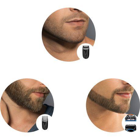 Combiné tondeuse de la barbe BT3040 de Braun - image 3 de 5