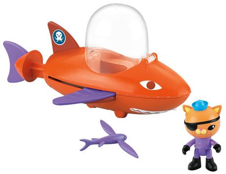 Fisher-Price Octonauts Flying Fish GUP-B Playset - image 1 of 9