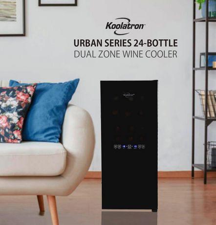 Koolatron 24 Bottle Wine Cellar - image 2 of 2
