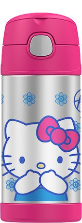 Hello Kitty Thermos 174 Funtainer Bottle Walmart Canada