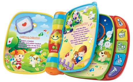 VTech Do, Ré, Mi, Super livre enchanté - Version anglaise - image 4 de 9