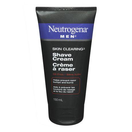Neutrogena® Men® Skin Clearing® Shave Cream - image 1 of 1
