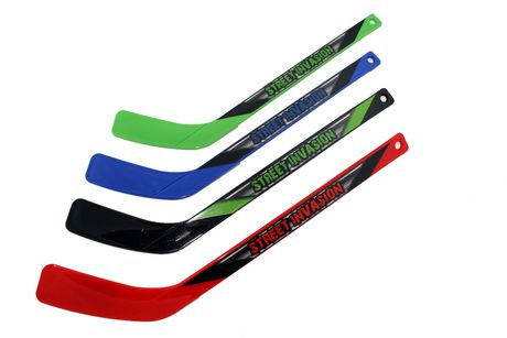 Street Invasion Street Hockey Mini Hockey Sticks