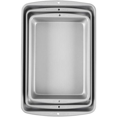 Wilton Recipe Right Non-Stick Bakeware Pan Set - image 2 of 4
