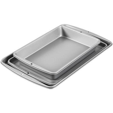 Wilton Recipe Right Non-Stick Bakeware Pan Set - image 3 of 4