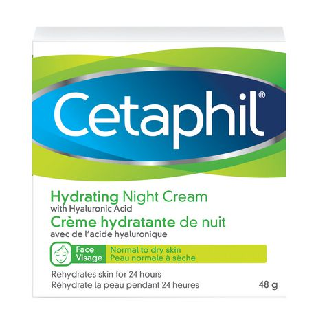 Cetaphil Hydrating Night Cream - image 1 of 2
