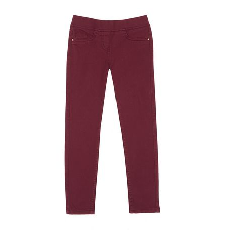 George Girls' Woven Jeggings - image 1 of 1