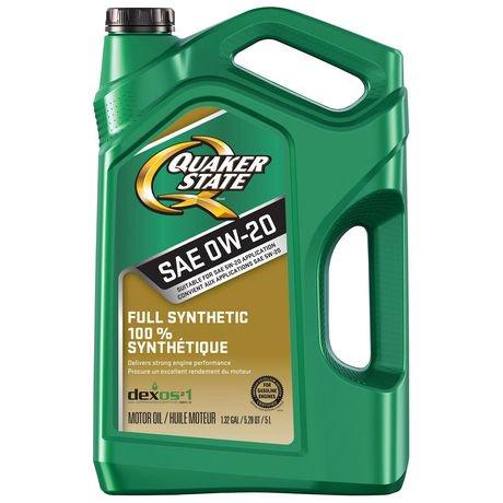Quaker state ultimate durability sae 0w 20 motor oil for Sae 20 motor oil