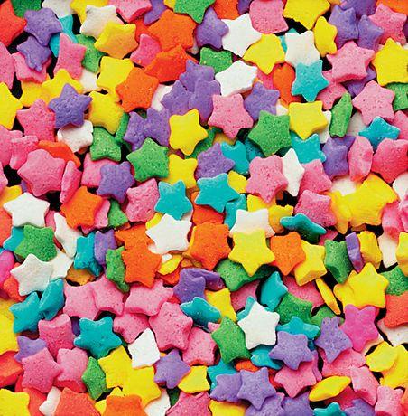 Wilton paillettes animaux et étoiles 6 cellules - image 6 de 6