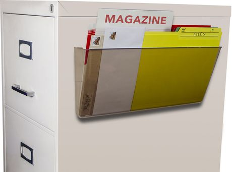 Storex Magnetic Wall Pocket - image 1 of 1