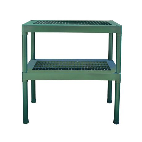 Rion 2-Tier Staging Bench - 702427 - image 1 of 3