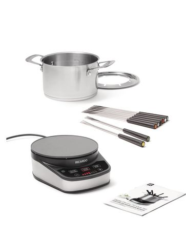 Ricardo Digital Electric Fondue Set (11 Pieces) - image 1 of 1