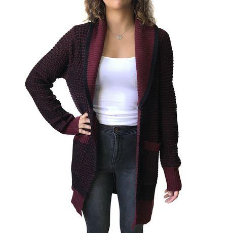 Ladies Cardigan Sweater Walmart Canada
