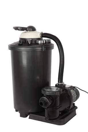 Flowxtreme 16 In 75lb Sand Filter Pump For Above Ground