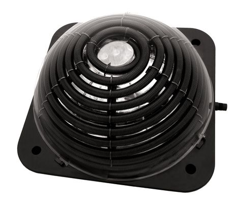 Flowxtreme Premium 24 In Solar Dome Heater For Above