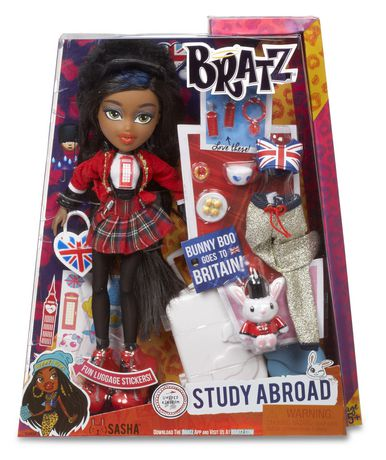 Poupée Bratz® Study AbroadMC - SashaMC au Royaume-Uni - image 5 de 5