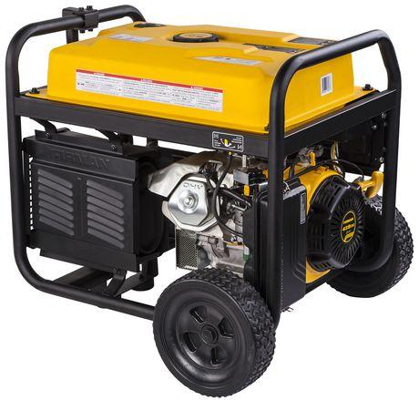 Génératrice portative à essence P05703 de Firman à 7 100/5 700 watts (série Performance) – autonomie prolongée - image 4 de 7