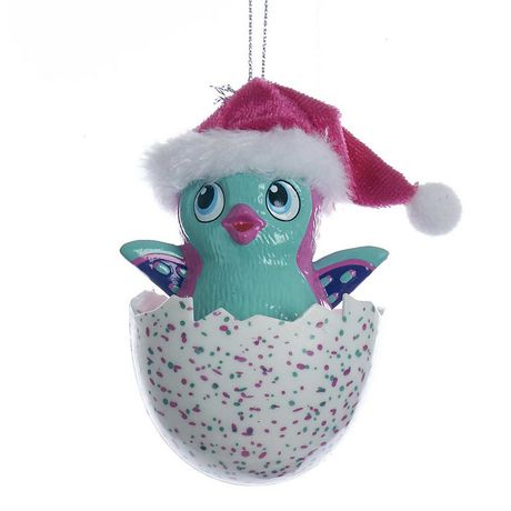 Hatchimals Teal Penguala With Hat Christmas Ornament Walmart Canada