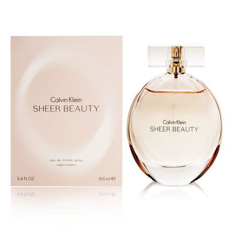 7f0585a01d Calvin Klein Beauty Sheer 100ml Edt - image 1 of 1 ...