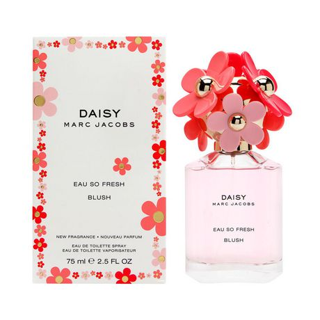 Marc Jacobs DAISY EAU SO FRESH BLUSH 75ml EDT | Walmart Canada