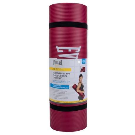 Everlast 14mm Foam Exercise Mat Walmart Canada
