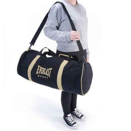 Everlast Canvas Gym Tote - image 3 of 7