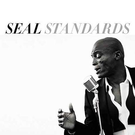 Seal - Standards (White Vinyl LP) - image 1 de 1