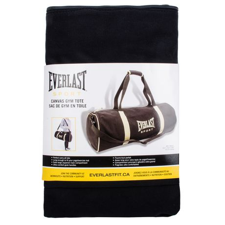 Everlast Canvas Gym Tote - image 2 of 7
