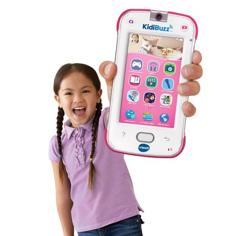 VTech® KidiBuzz™ Pink - English Version - image 4 of 9