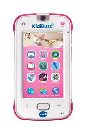 VTech® KidiBuzz™ Pink - English Version - image 1 of 9