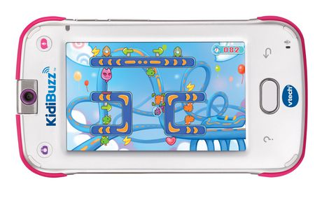 VTech® KidiBuzz™ Pink - English Version - image 3 of 9