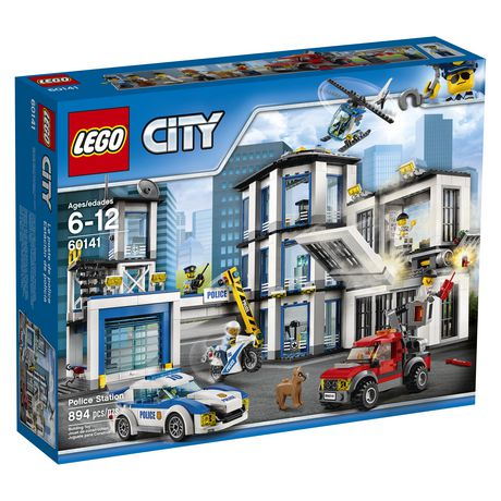 LEGO City Police Police Station 60141 Building Kit - image 2 of 6