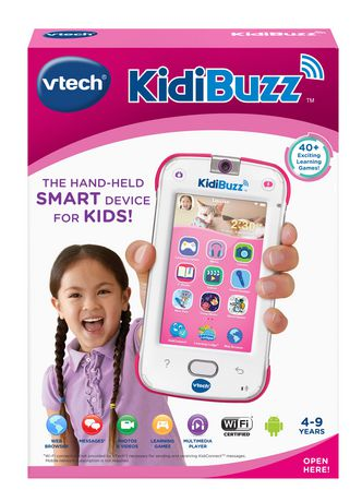 VTech® KidiBuzz™ Pink - English Version - image 8 of 9