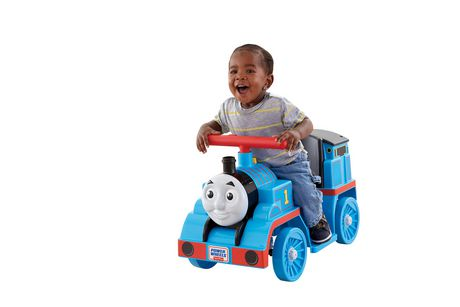 Fisher Price Toys Kids Train Power Wheels Thomas Track Ride Fun Outdoor Indoor