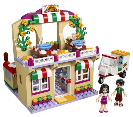 Lego Friends Heartlake Pizzeria 41311 Walmart Canada