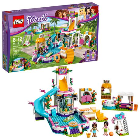 LEGO Friends Heartlake Summer Pool (41313) - image 1 of 2