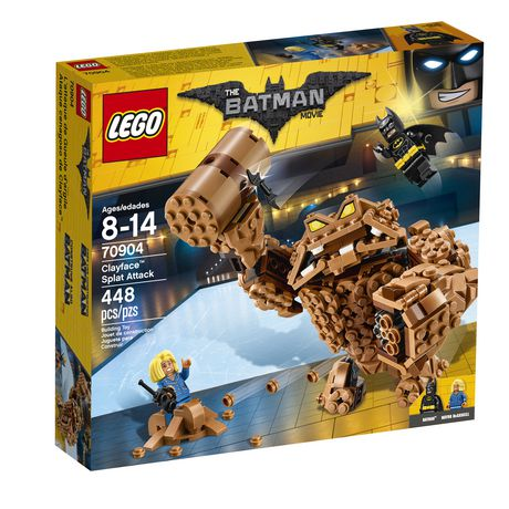 LEGO Batman Movie Clayface™ Splat Attack (70904) - image 1 of 2
