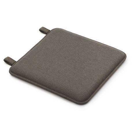 coussin de chaise hometrends en mousse m moire de forme. Black Bedroom Furniture Sets. Home Design Ideas
