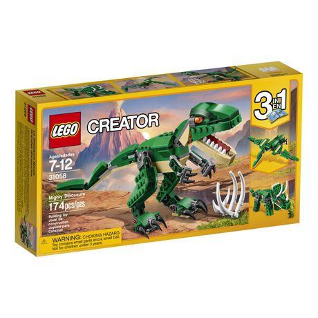 LEGO Creator Mighty Dinosaurs (31058) - image 2 of 5