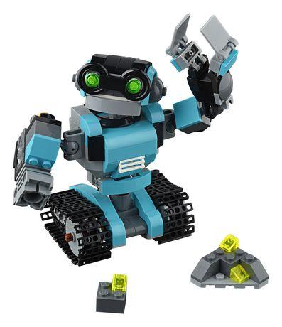 LEGO Creator Le robot explorateur (31062) - image 1 de 5