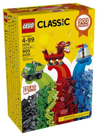 lego classic creative box 10704 walmart canada. Black Bedroom Furniture Sets. Home Design Ideas
