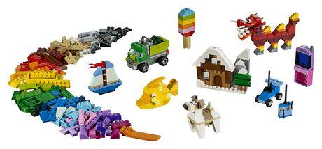 lego classic box instructions