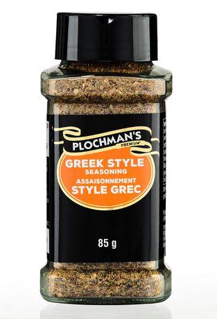 Plochman's Greek Style Seasoning - image 1 of 1