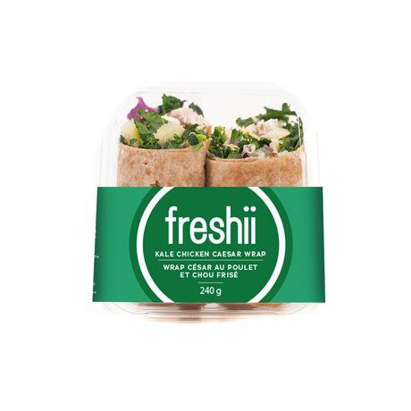 Freshii Kale Chicken Caesar Wrap - image 2 of 4