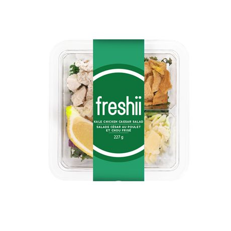 Freshii Kale Chicken Caesar Salad - image 2 of 4